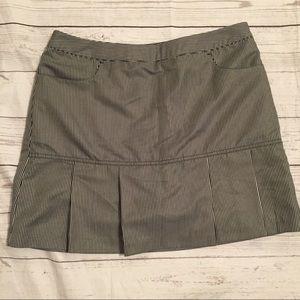 Adidas Striped Skirt